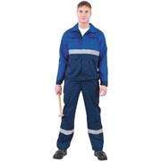 Спецодежда, рабочая одежда для представителей различных профессий и отраслей промышленности. фото