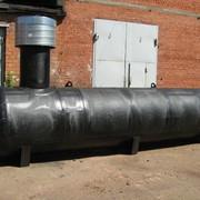 Емкость для сжиженного газа (газгольдер) 20 м.куб. фото
