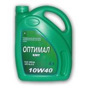 Моторное масло Оптимал Элит 10W40 фото
