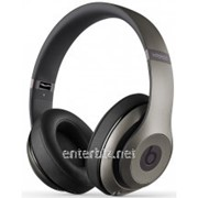 Гарнитура Beats Studio 2 Wireless Over-Ear Headphones Titanium (Mhak2Zm/A), арт.126332 фото