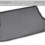 Коврик багажника Chrysler Grand Voyager RT длин. 08 борт. чер НЛ фото