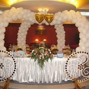 Украшение свадьбы воздушными шарами, в Алматы фото