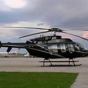 Аренда вертолета Bell 407. Заказать чартер фото