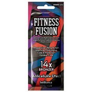"""Средство для загара """"Fitness Fusion"""" с экстрактом клюквы, кофеином, зверобоя 15мл фото"""