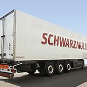 Прицепы рефрижераторы Schwarzmüller фото