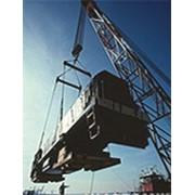 Международная перевозка негабаритных грузов фото