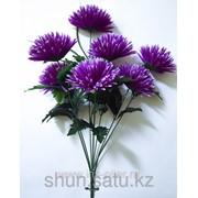 Искусственные цветы хризантемы фото