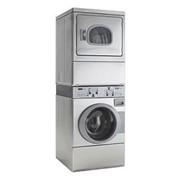Комплект оборудования малой загрузки: стирально-отжимная машина и барабанная сушилка фото