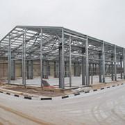 Комплексное строительство быстровозводимых зданий из металлоконструкций фото