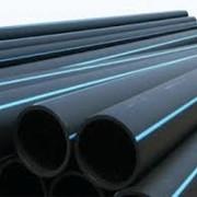 Напорные полиэтиленовые трубы ПРОТЕКТ для питьевого водоснабжения ПЭ 100 SDR 11, 710 мм. фото