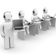 Телемаркетинг, продажи по телефону, телефонный опрос фото