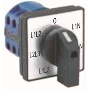 Переключатель вольтметров для измерения линейных и фазовых напряжений LK-SK-3-8894 СПАМЕЛ фото