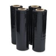 Стретч-пленка черная, 23 мкм фото