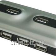 Концентратор Gembird UHB-CT13 USB 2.0 HUB 7 ports, код 21990 фото