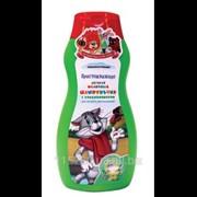 Шампунь Детский с кондиционером Союзмультфильм Простоквашино с молочными протеинами и экстрактами трав, 300мл фото