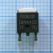 Транзистор IRFR13N20DTR фото