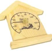 Термометр для вашей бани и сауны фото