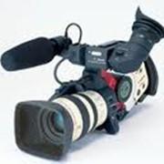 Професиональная видеосъемка проаздников, свадеб, юбилеев, корпоративов, семинаров итд фото