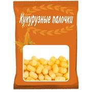 Упаковка для кукурузных палочек фото