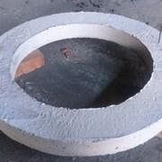 Кольцо с дном ДК 15.6 паз фото