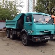 Услуги самосвала в Киеве 13т. фото