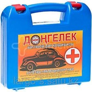 Аптечка автомобильная пластамассовая фото