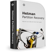 Hetman Partition Recovery фото