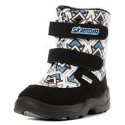 Ботинки для мальчика Skandia 8442 GeoB-Blu фото
