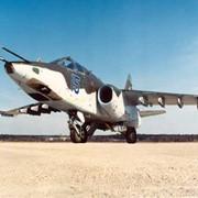 Самолет-штурмовик Су-25К фото