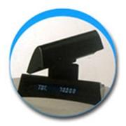 Электронный дисплей кассового аппарата фото