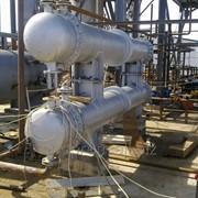 Кожухотрубчатый теплообменник для нефтепродуктов, D=530 фото