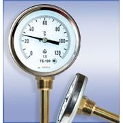 Термометры биметаллические ТБ-80 фото