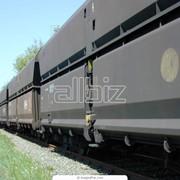 Вагоны грузовые платформы фото