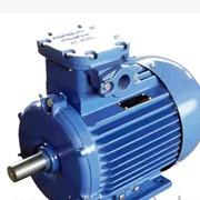 Рудничный электродвигатель АИМУР160М2 фото