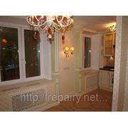 Ремонт и отделка трехкомнатной квартиры фото