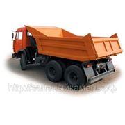 Отсыпка строительным мусором дорог, провалов, ям 1500 руб/машина (самосвал 15тн). В Перми и области фото