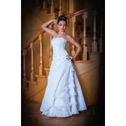 Свадебное силуэтное платье Габриэль из коллекции KLER DEVI фото