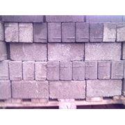 Блок перегоробочный 190 390 120 г Сухой Лог на поддоне упаковка доставка фото