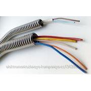 Демонтаж проводов из труб суммарным сечением до: 16 мм2 фото
