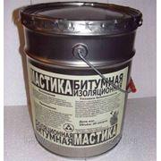 Мастика Битумная Кровельная МБК-Г-55 фото