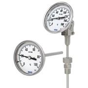 Биметаллические термометры фото