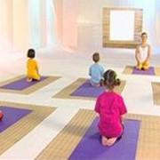 Йога для детей фото