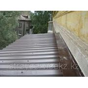 Ремонт крыши балкона в алматы фото