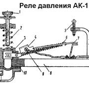 Реле давления АК-11, продажа, консультация фото