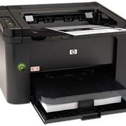 Принтер HP LaserJet P1606dn (CE749A) фото