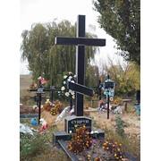 Гранитные кресты фото