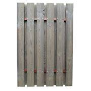 Изготовление деревянных заборов фото