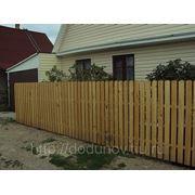 Забор на дачу 1,5х2,0 фото