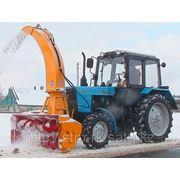 Машина снегоочистительная ФРС-200М фото