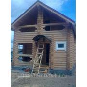 Постройка домов, дач, бань, гаражей, и т. д. возможна калибровка фото